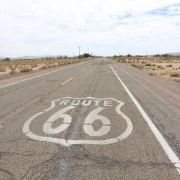 En route pour Las Vegas et le Red Rock Canyon