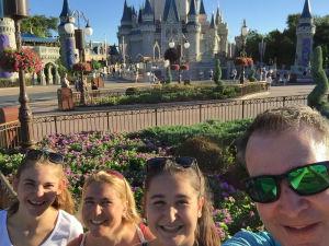 Disney Selfie!